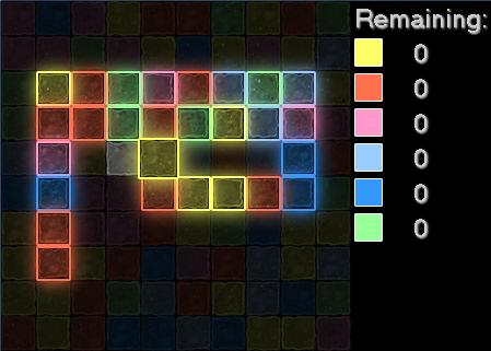 Rainbow Maze Screenshot